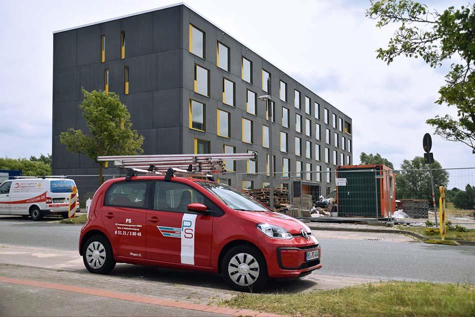 01-Baustellenreinigung-Studentenwohnheim-Hannover-PS-Gebäudemanagement